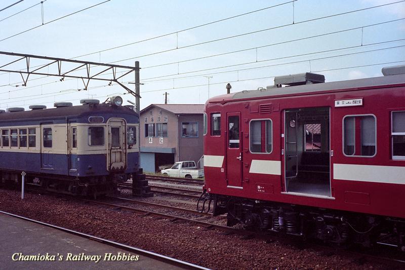 富士身延鉄道210形電気機関車